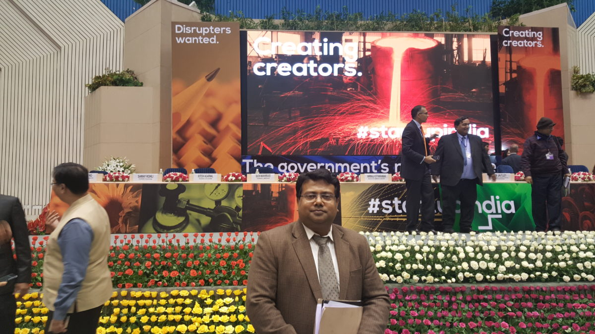 Key Learnings from #StartupIndia Event, New Delhi, Jan 16th, 2016